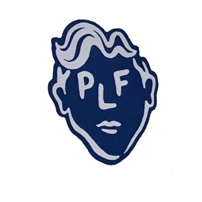 pokey-lafarge - Face Logo Patch