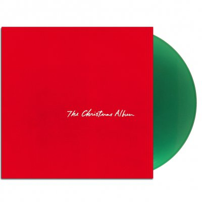 Delicate Steve - The Christmas Album LP (Translucent Green)