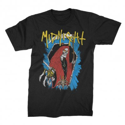 midnight - Bone Coffin Reaper (Black)