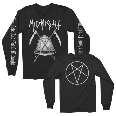 midnight - Complete and Total Midnight Long Sleeve (Black)