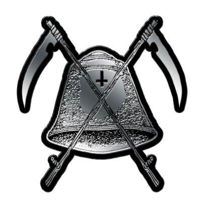 midnight - Bell Enamel Pin