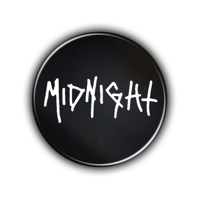 """midnight - Logo 1"""" Button"""