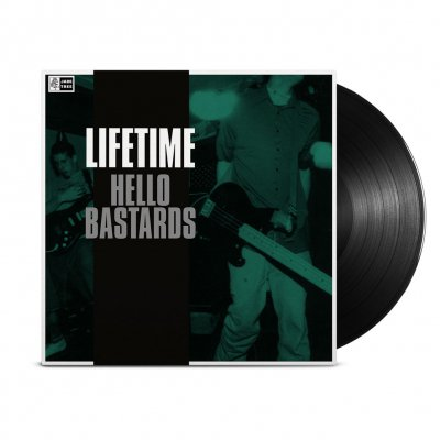 Lifetime - Hello Bastards LP (Black)