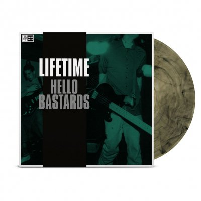 Lifetime - Hello Bastards LP (Clear Smoke)