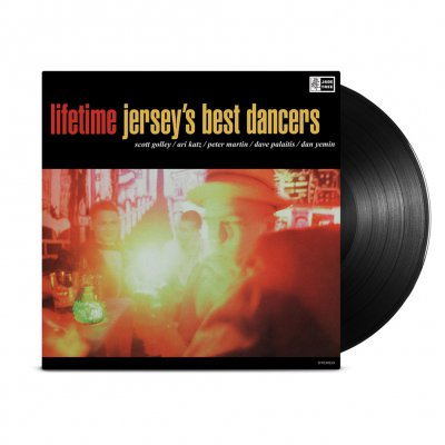 Lifetime - Jersey's Best Dancers LP (Black)