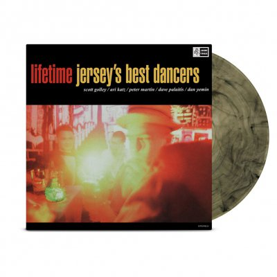 Lifetime - Jersey's Best Dancers LP (Clear Smoke)