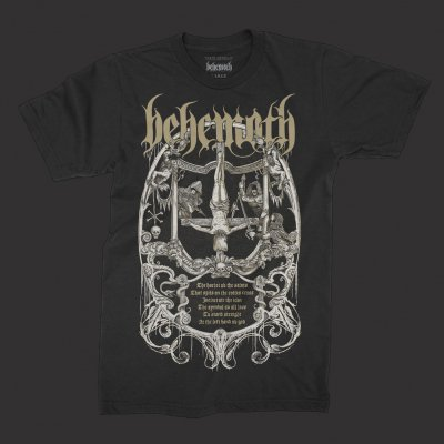 behemoth - Harlot T-Shirt (Black)