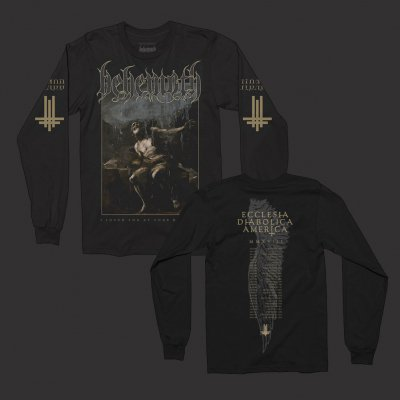ILYAYD Cover NA2018 Tour Long Sleeve (Black)