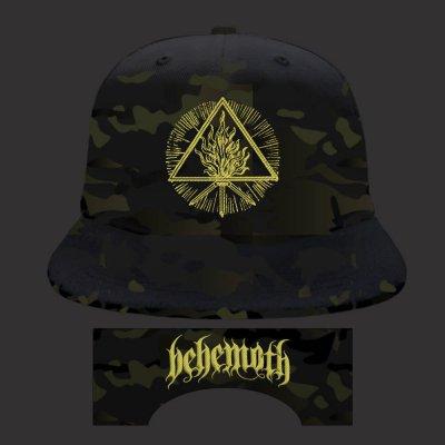 behemoth - Sigil Multicam Snap Back Hat