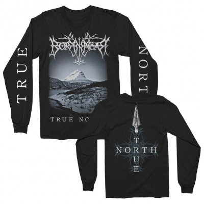 borknagar - True North Long Sleeve (Black)