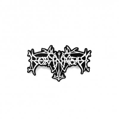 borknagar - Logo Die Cut Patch