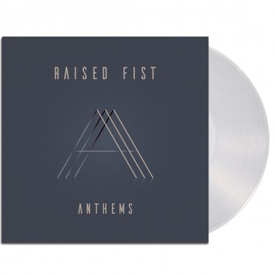 raised-fist - Anthems LP (Clear)