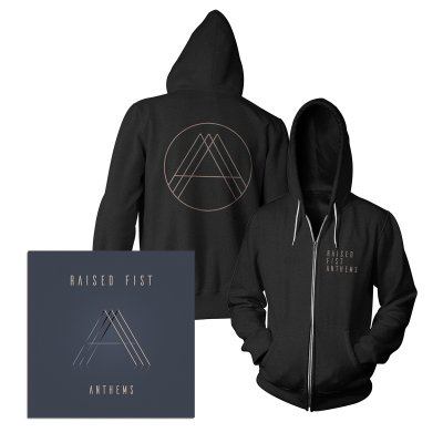 epitaph-records - Anthems CD + Hoodie (Black) Bundle