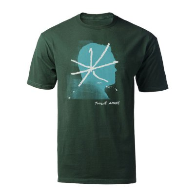 touche-amore - Deflector Tee (Forest Green)