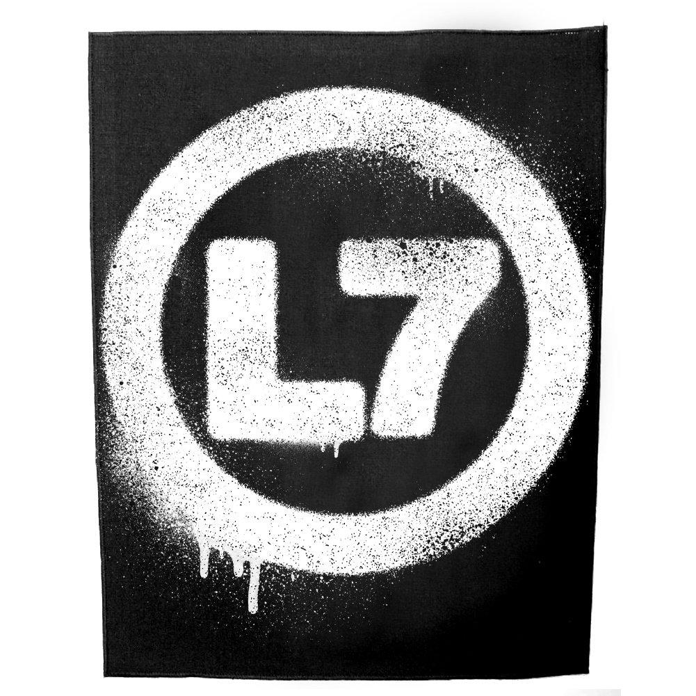 IMAGE | L7 Spray Logo Back Patch