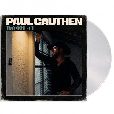 paul-cauthen - Room 41 LP (Clear)