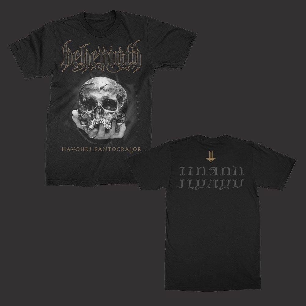 IMAGE   Havohej Pantocrater T-Shirt (Black)