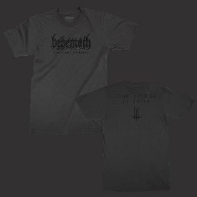 behemoth - Thou Art Darkest T-Shirt (Black)