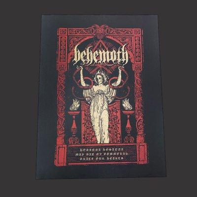 behemoth - Hosanna Poster