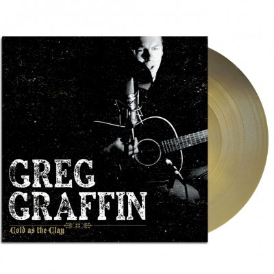 Greg Graffin - Cold As Clay LP (Gold)