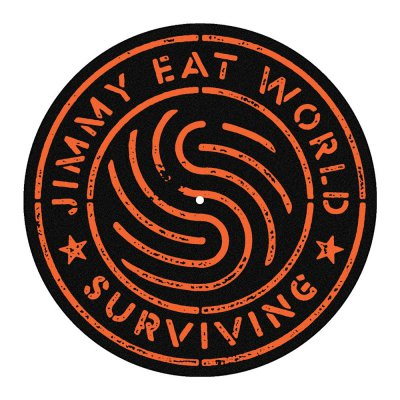 jimmy-eat-world - Surviving Emblem Slipmat