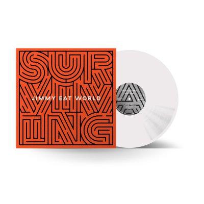 Surviving LP (White)