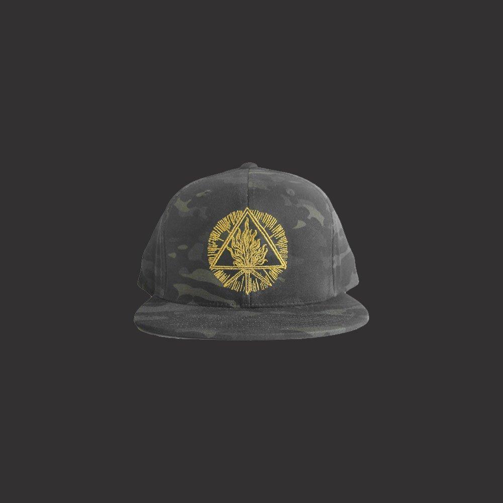 IMAGE | Sigil Snapback Hat (Multicam)