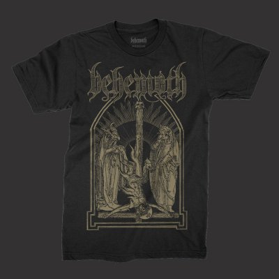 behemoth - Crucifix T-Shirt (Black)