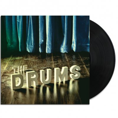 the-drums - The Drums LP (Black)