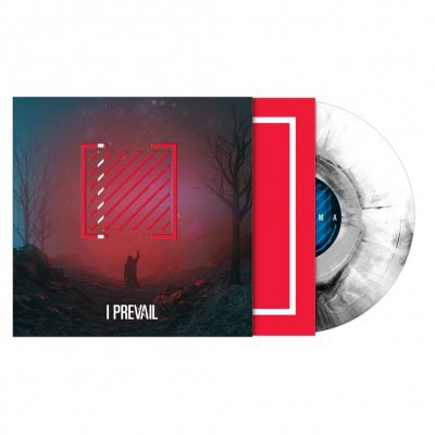 i-prevail - Trauma LP (Clear w/ Black & White)