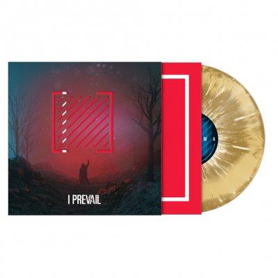 i-prevail - Trauma LP (Gold/Beer A/B w/ Bone Splatter)