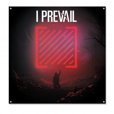 i-prevail - Trauma Album Flag (48x48)