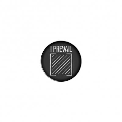 i-prevail - Trauma Enamel Pin