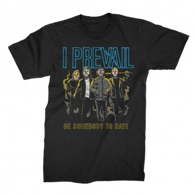 i-prevail - Rise Tee (Black)