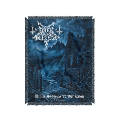 Where Shadows Forever Reign Blanket