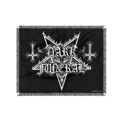 dark-funeral - Logo Blanket