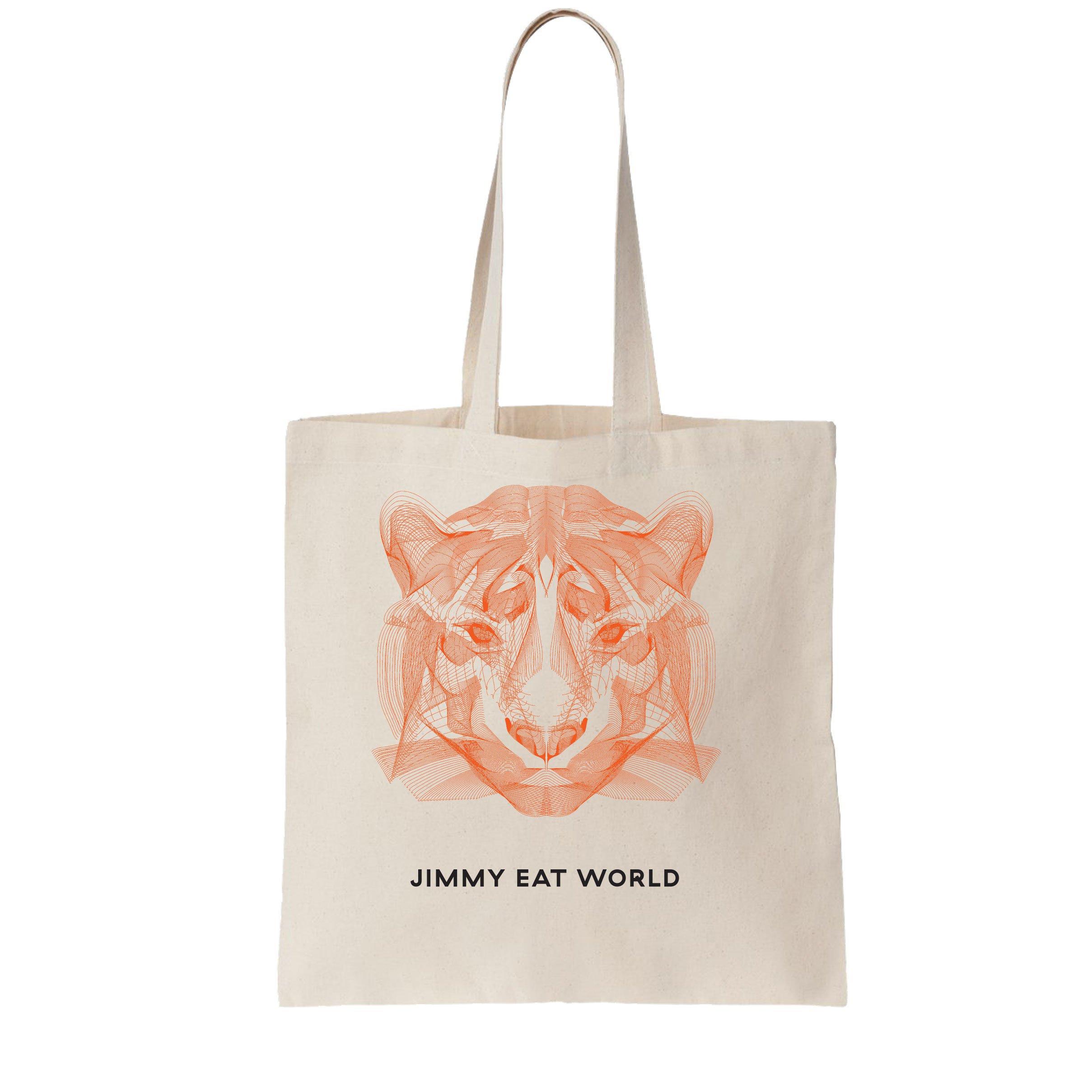 IMAGE | Tiger Lines Tote Bag (Natural)
