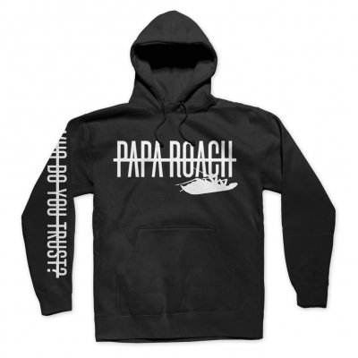 papa-roach - WDYT Pullover Hoodie (Black)