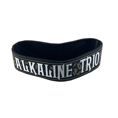 alkaline-trio - Damnesia Rubber Bracelet (Black)