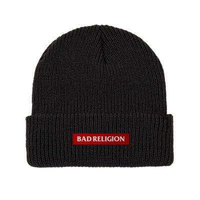 bad-religion - Classic Logo Beanie (Black)