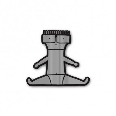 descendents - I Don't Wanna Grow Up Pin