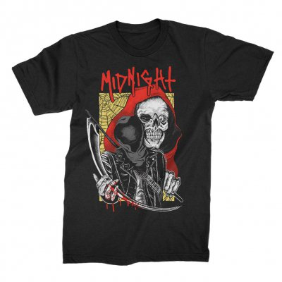 midnight - Athenar Reaper T-Shirt (Black)