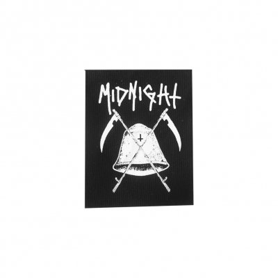 midnight - Bell Canvas Patch