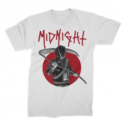 midnight - Athenar T-Shirt (White)