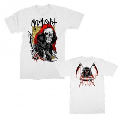 midnight - Athenar Reaper T-Shirt (White)