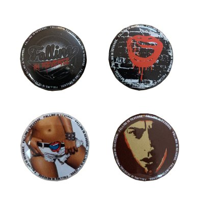 falling-in-reverse - 4 Button Pack