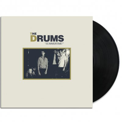 "the-drums - ""SUMMERTIME!'' 12"" (Black)"