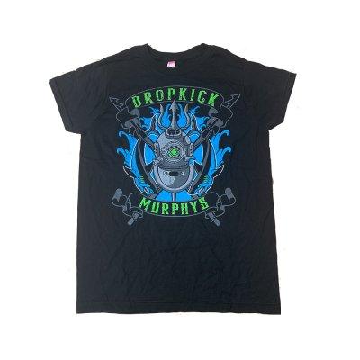 dropkick-murphys - Dive Helmet Womens Tee (Black)