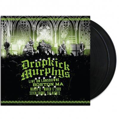 dropkick-murphys - Live On Lansdowne 2xLP (Black)