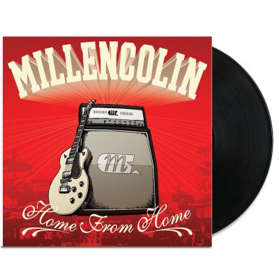 millencolin - Home From Home LP (Black)